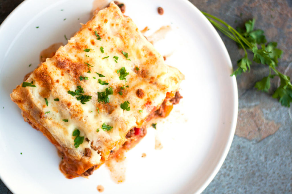 The Best Cannelloni Bolognese