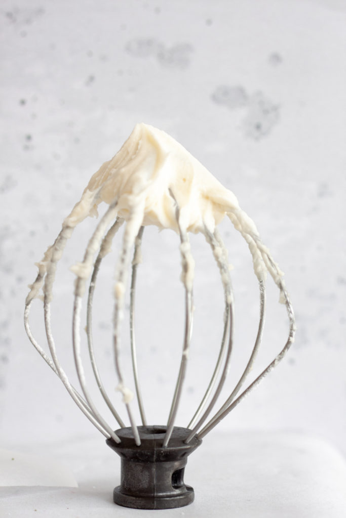 the best mascarpone cream cheese frosting